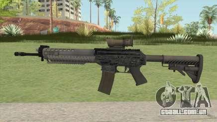 SG-553 Damascus (CS:GO) para GTA San Andreas