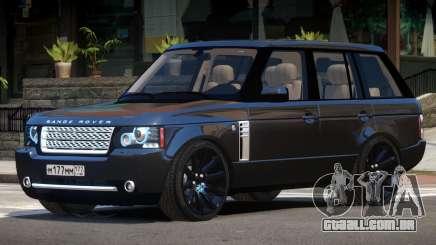 Range Rover Supercharged ST V1.0 para GTA 4