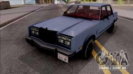 Chrysler New Yorker 1982 v2 para GTA San Andreas