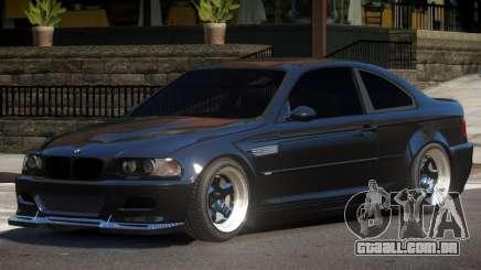 BMW M3 E46 ST para GTA 4