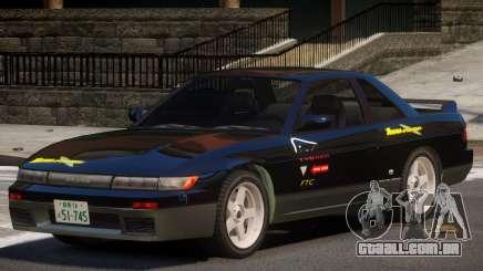 Nissan Silvia S13 ST PJ1 para GTA 4