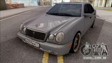 Mercedes-Benz W210 E420 Elegant para GTA San Andreas