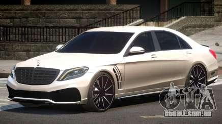 Mercedes S63 W222 V1.0 para GTA 4