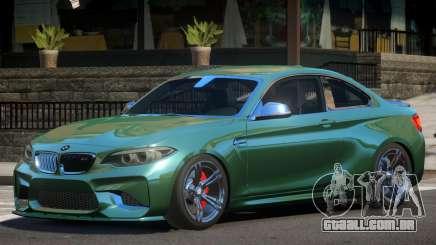 BMW M2 GT Sport para GTA 4