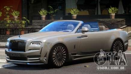 Rolls-Royce Dawn V1.1 para GTA 4