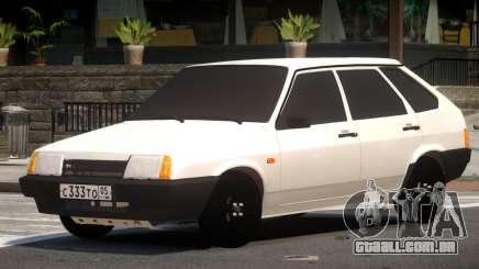 VAZ 2109 ST para GTA 4