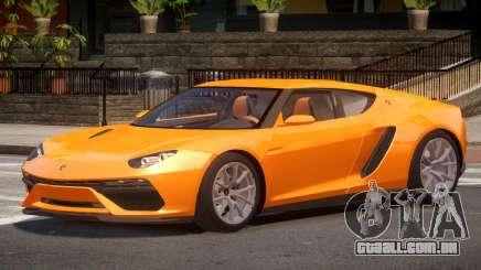 Lamborghini Asterion V1.0 para GTA 4