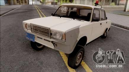 2107 Bakili 026 Estilo para GTA San Andreas