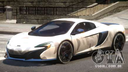 McLaren 650S GT PJ1 para GTA 4