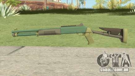 XM1014 Jungle Bravo (CS:GO) para GTA San Andreas