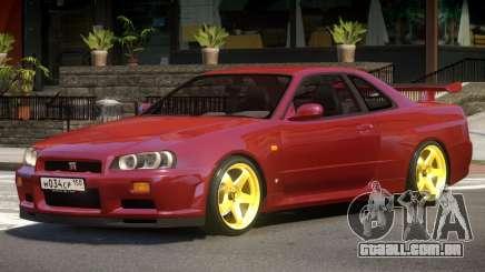 Nissan Skyline GT-Sport para GTA 4