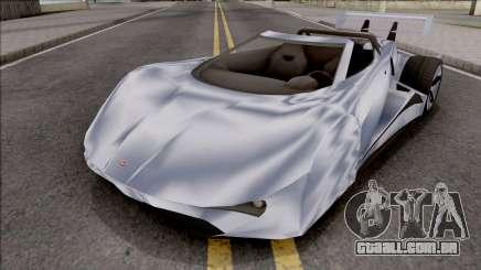 GTA V-ar Vapid Futura para GTA San Andreas