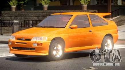 Ford Escort ST para GTA 4