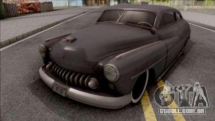 Mercury Coupe Custom 1949 para GTA San Andreas
