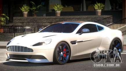Aston Martin Vanquish RS para GTA 4