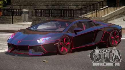 Lamborghini Aventador GTS para GTA 4