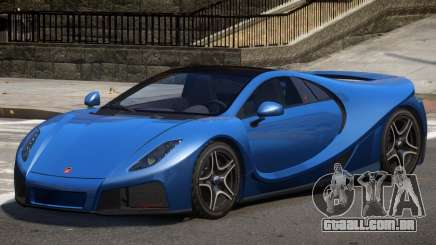 GTA Spano V10 para GTA 4
