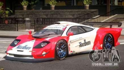 McLaren F1 GTR PJ2 para GTA 4