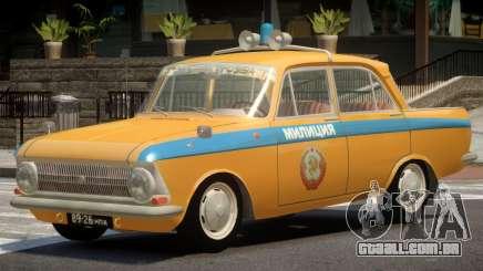 Izh 412 Police para GTA 4