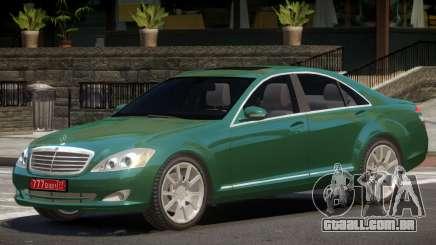 Mercedes S600 V1.0 para GTA 4