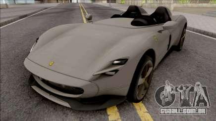 Ferrari Monza SP2 2019 para GTA San Andreas