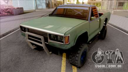 Declasse Yosemite Trophy Truck para GTA San Andreas