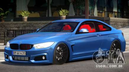 BMW 435i GTS para GTA 4