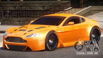 Aston Martin Vantage Tuning para GTA 4