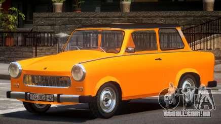 Trabant 601 V1.0 para GTA 4