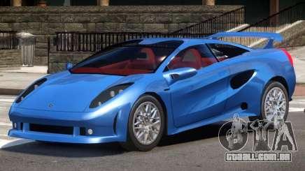 Lamborghini Cala ST para GTA 4