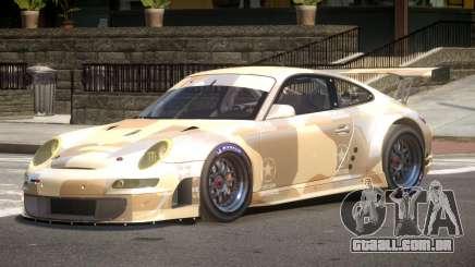 Porsche GT3 RSR V1.1 PJ1 para GTA 4