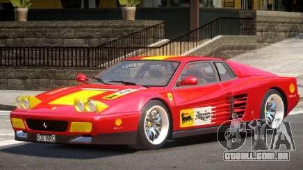 Ferrari 512 Testarossa RS para GTA 4