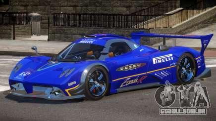 Pagani Zonda RS PJ2 para GTA 4