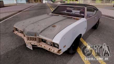 Oldsmobile Cutlass 1968 para GTA San Andreas