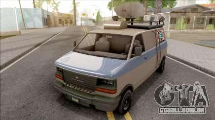 Declasse Burrito ABS CBN para GTA San Andreas