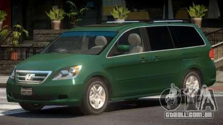 Honda Odyssey V1.0 para GTA 4
