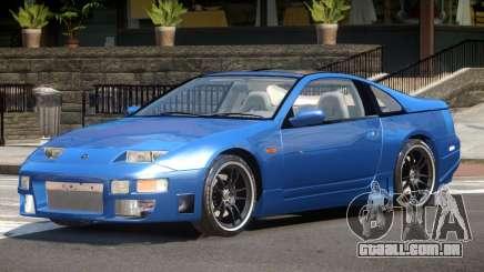 Nissan 300ZX ST para GTA 4
