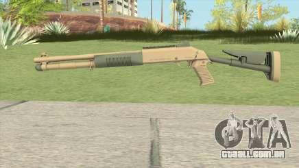 XM1014 Grassland (CS:GO) para GTA San Andreas