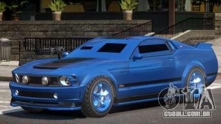 Vapid Terminator V1.0 para GTA 4
