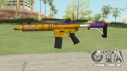 Carbine Rifle GTA V (Mamba Mentality) Base V2 para GTA San Andreas