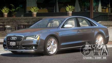 Audi S8 Tuned V1.0 para GTA 4