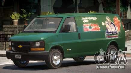 Chevrolet Express PJ2 para GTA 4