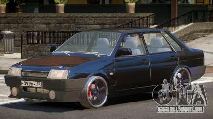 VAZ 21099 V2 para GTA 4