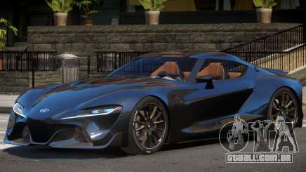 Toyota FT-1 ST para GTA 4