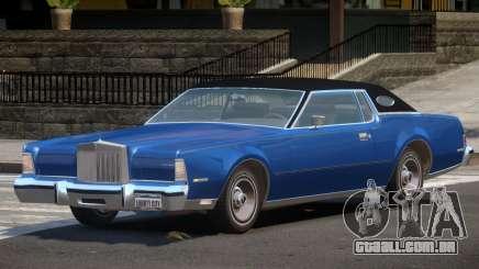 Lincoln Continental V1.0 para GTA 4