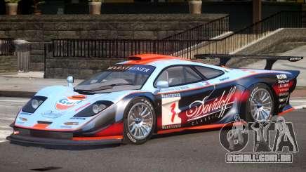 McLaren F1 GTR PJ4 para GTA 4