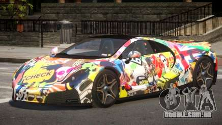 GTA Spano RS PJ para GTA 4
