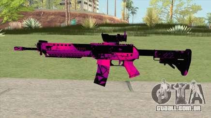SG-553 Pulse (CS:GO) para GTA San Andreas