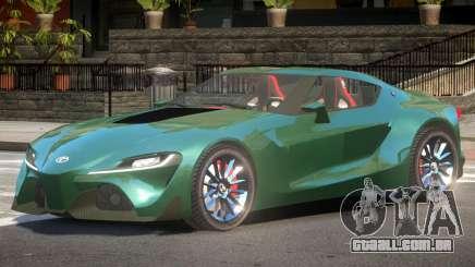 Toyota FTO Sport para GTA 4