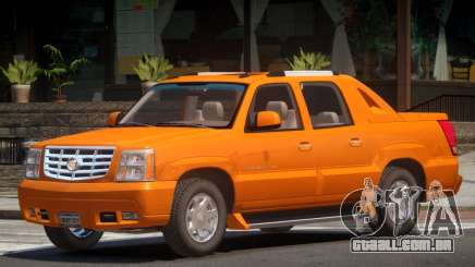 Cadillac Escalade EXT V1.0 para GTA 4